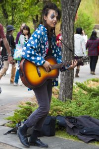 Canada Day 2010 Busker