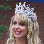 Alesia Fieldberg Calgary Stampede July 4, 2008