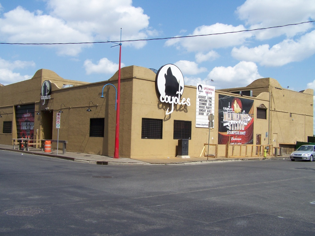 Coyotes 2007-08-12 13