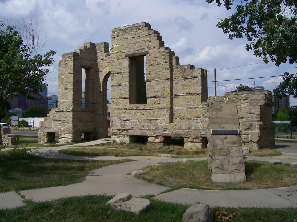Rundle Ruins in Victoria Park 2