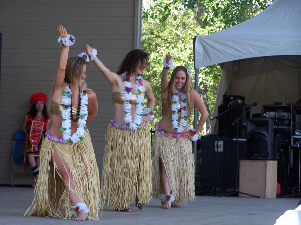 Hawaii Girls 1