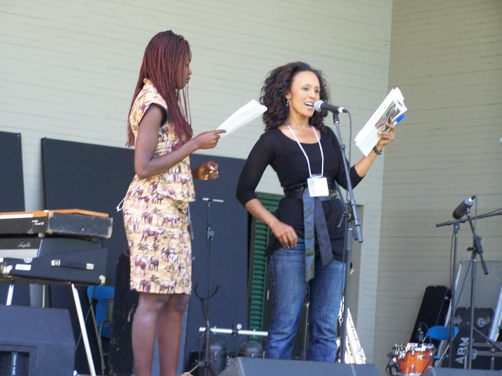 Co-Hosts of Afrikadeyes 04