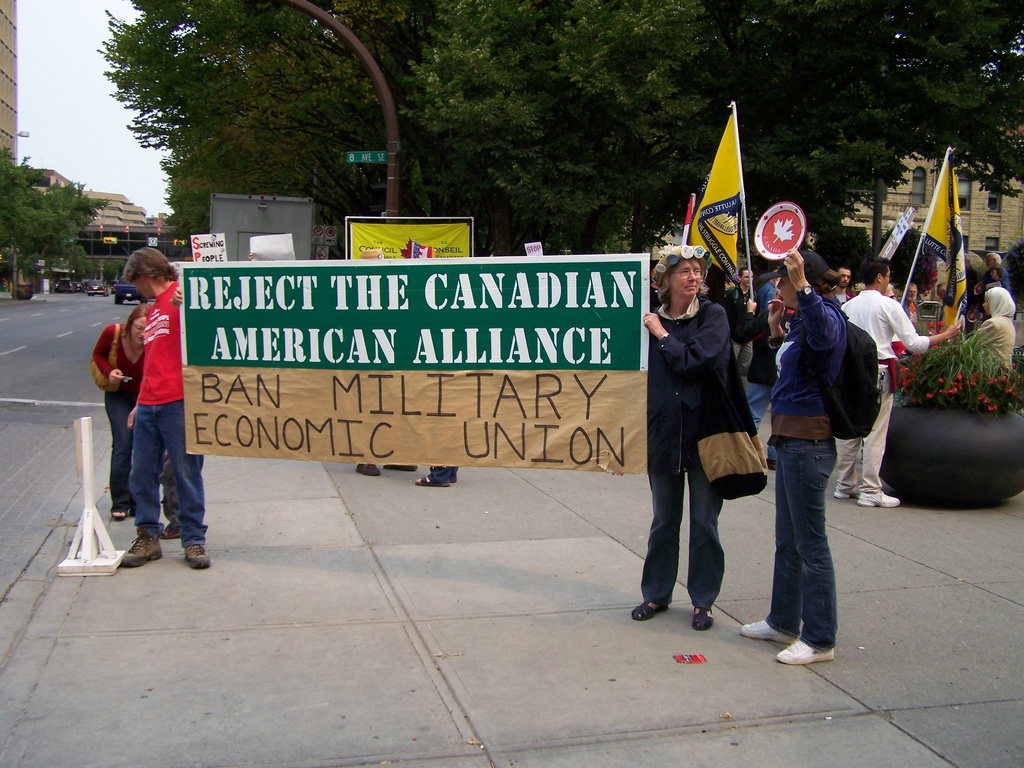 Reject the Canadian American Alliance 2