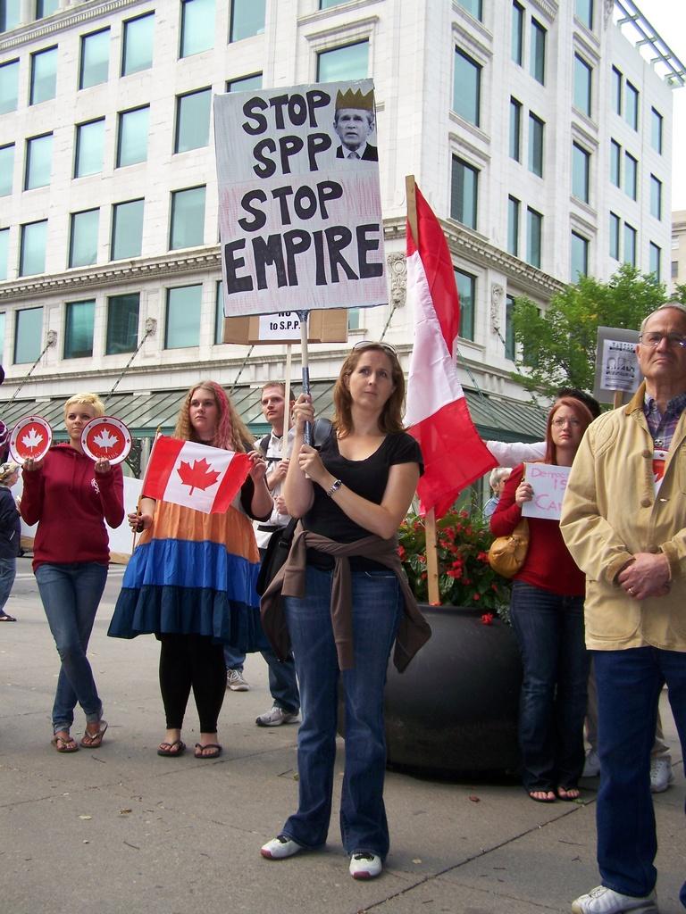 Stop SPP Stop Empire