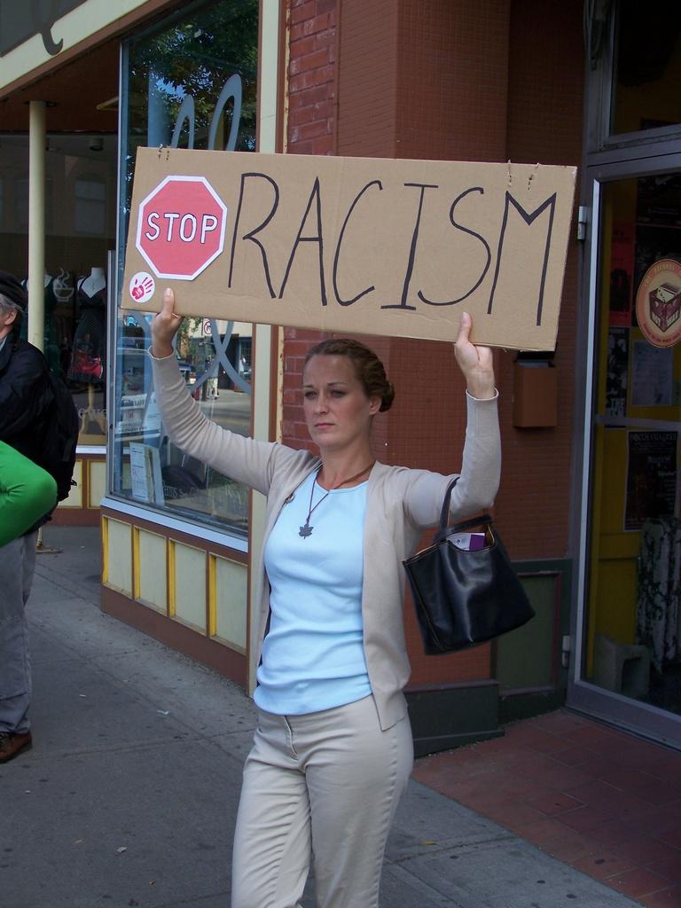 Anti-Racism Kensington 33