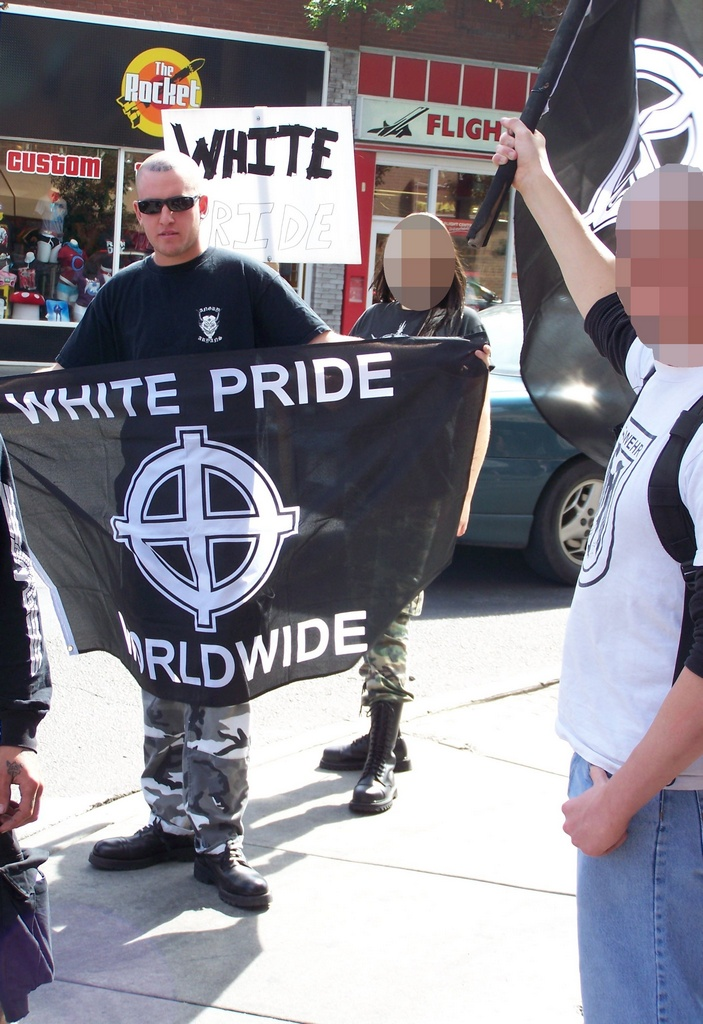 Aryan Guard in Kensington 1
