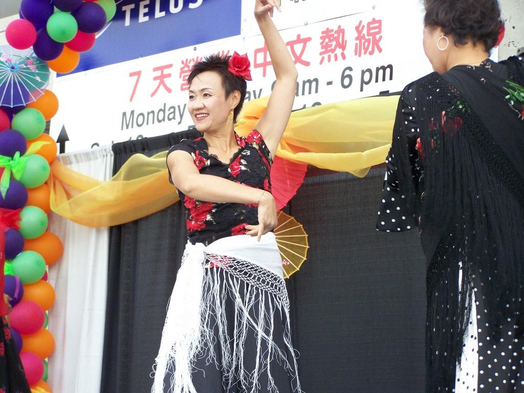 Flamenco in Chinatown 5