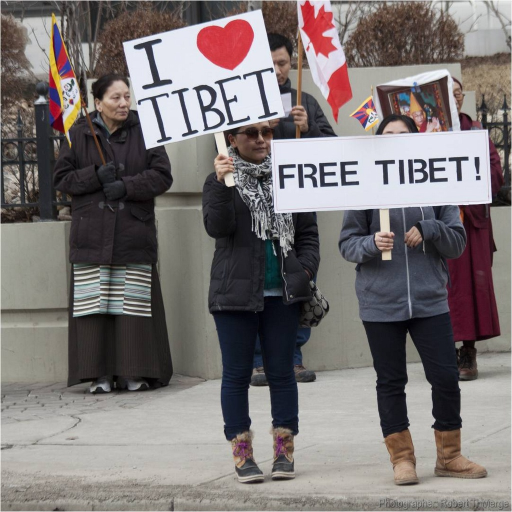 I (heart) Tibet