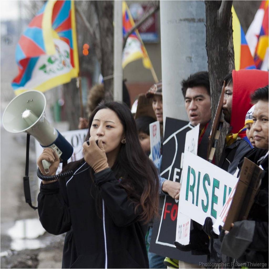 Rise Up Tibet