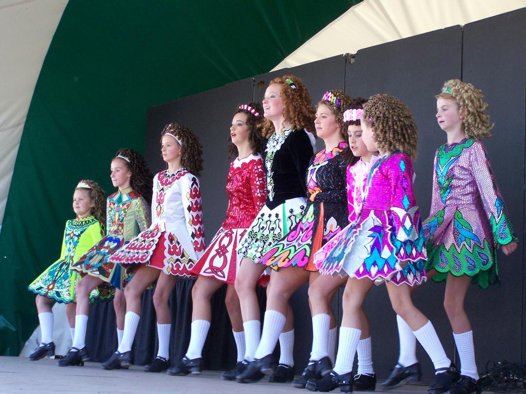 Blakey Irish Dancers 09