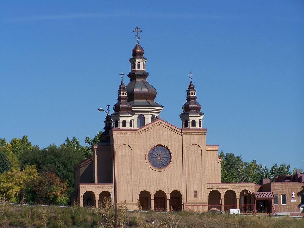 St. Vladimir's Ukrainian Orthodox 9