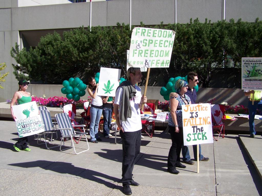 Marijuana Rally 2007-09-15 14