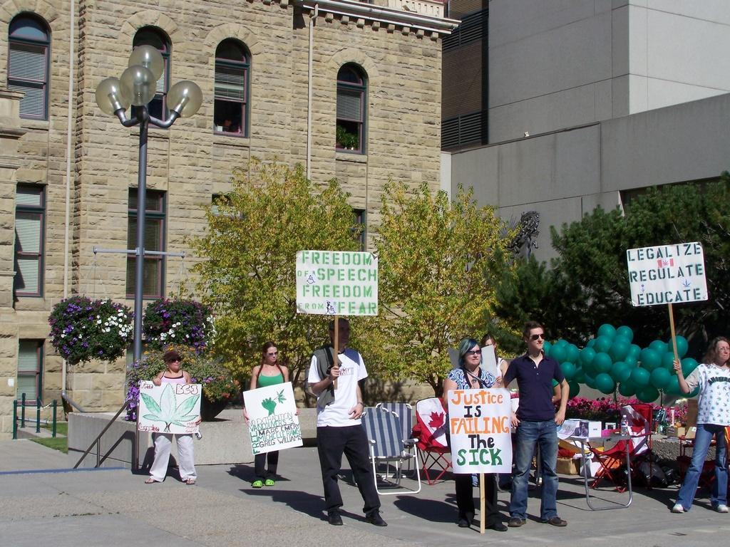 Marijuana Rally 2007-09-15 18