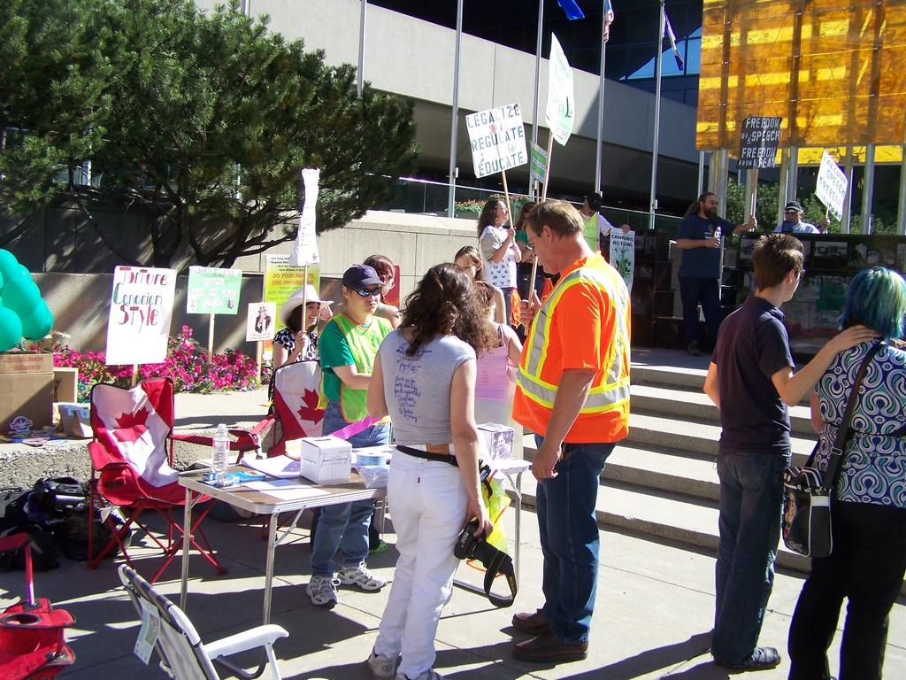Marijuana Rally 2007-09-15 21