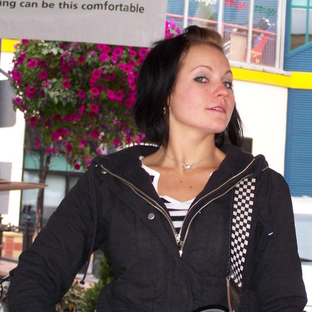 Jessie Robertson 1