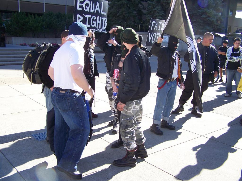 Racism Rally 2007-10-14 049
