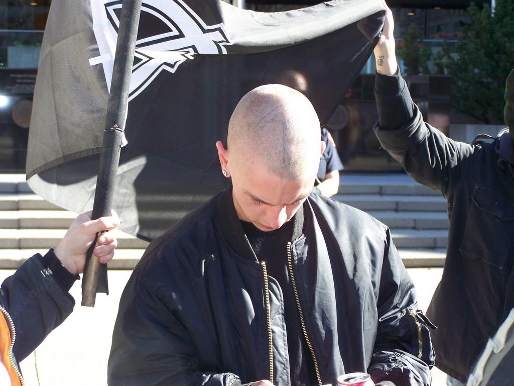 Racism Rally 2007-10-14 067