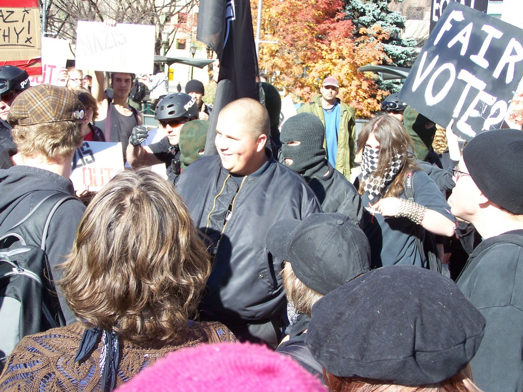 Racism Rally 2007-10-14 101
