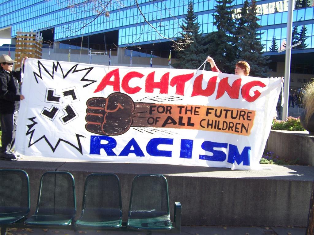Racism Rally 2007-10-14 017