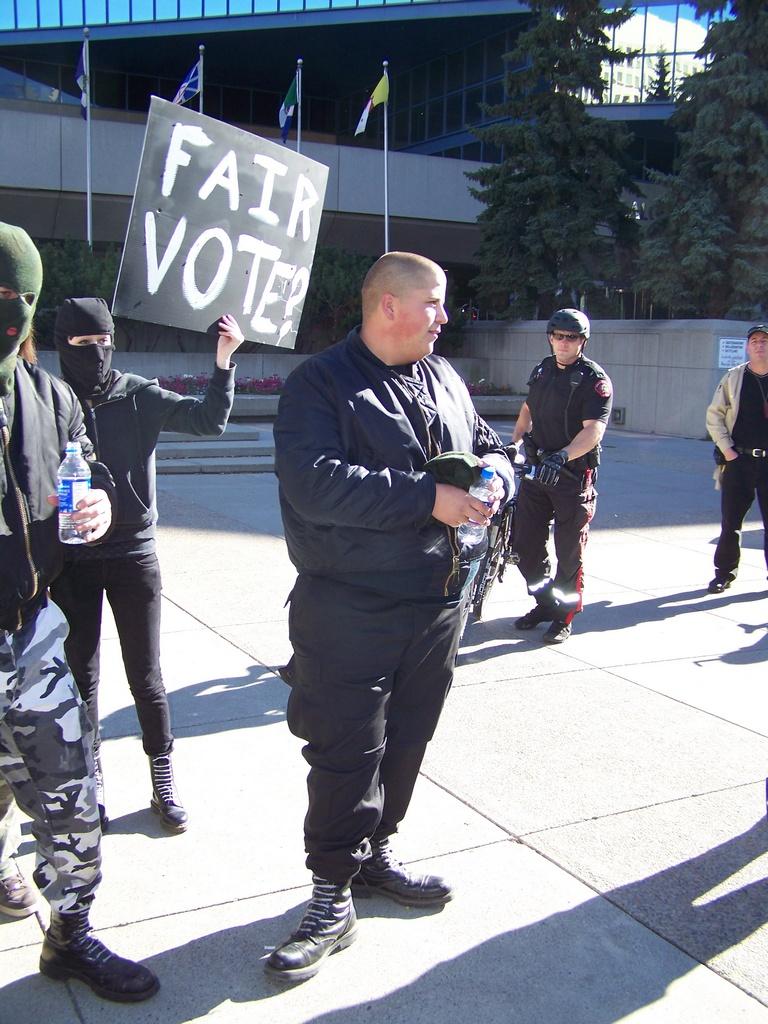 Racism Rally 2007-10-14 051