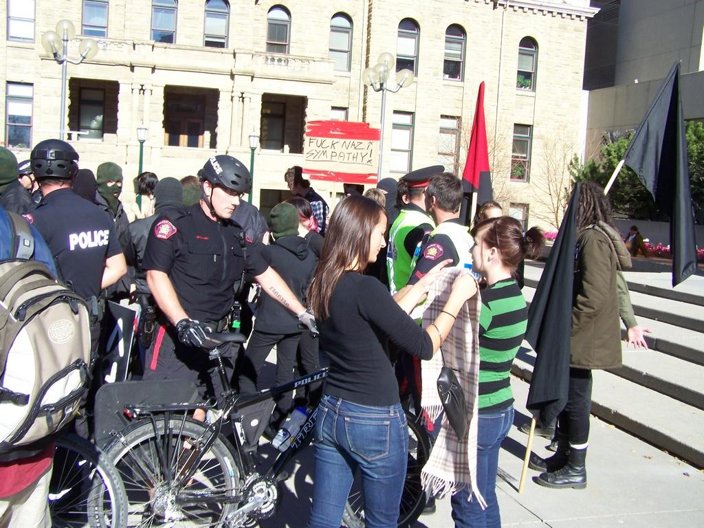 Racism Rally 2007-10-14 123