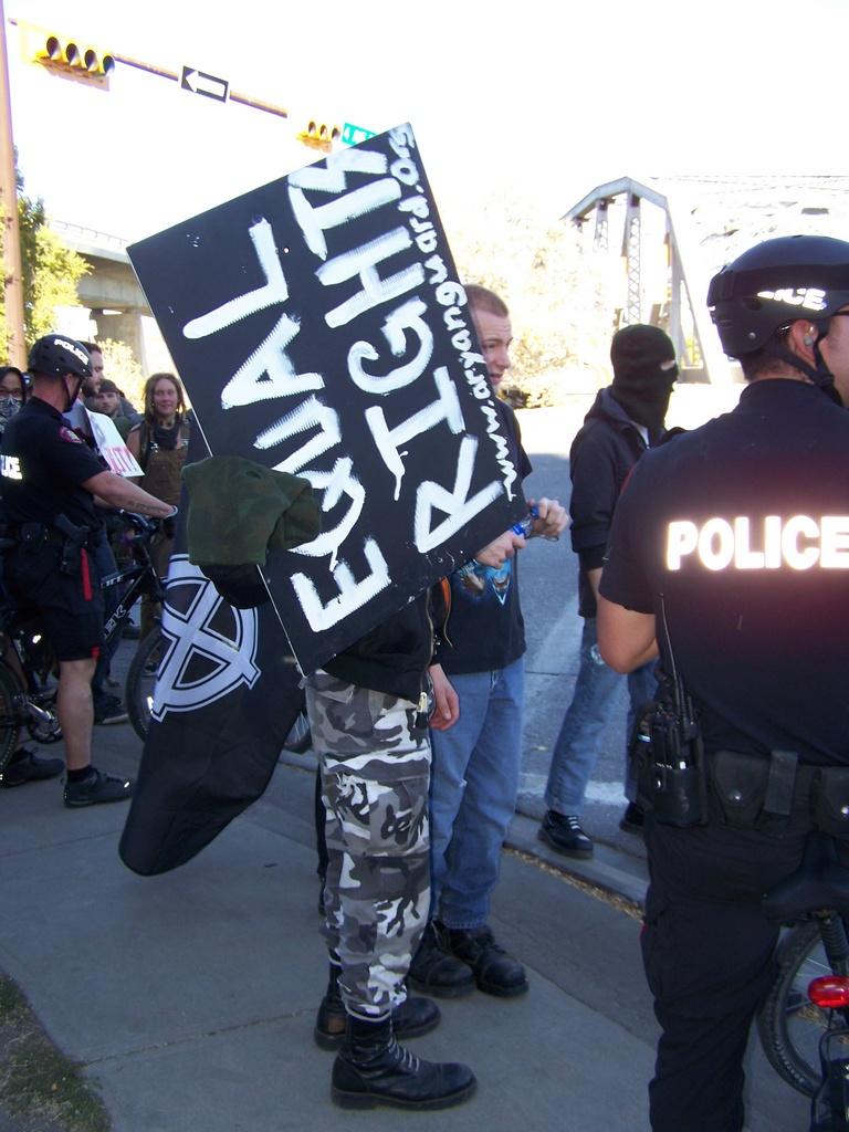 Racism Rally 2007-10-14 202