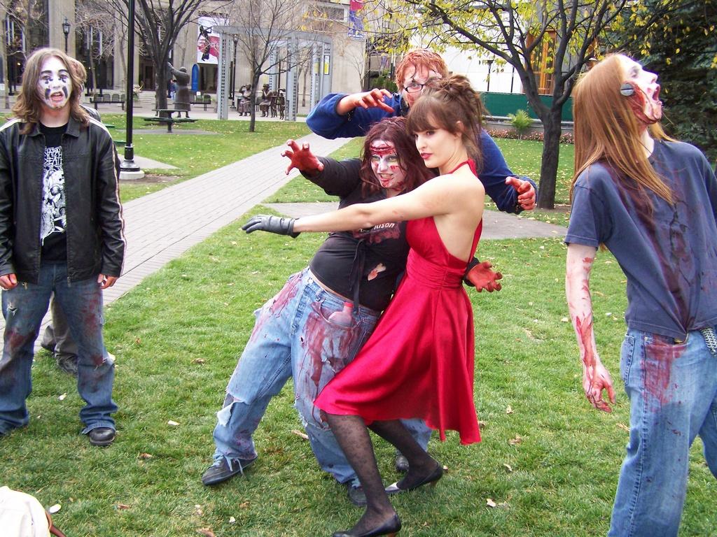 Calgary Zombies 2007-10-20 002