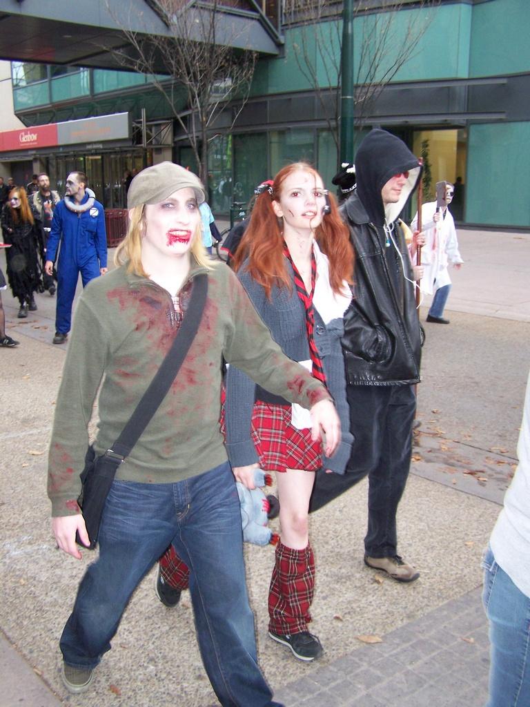 Calgary Zombies 2007-10-20 077