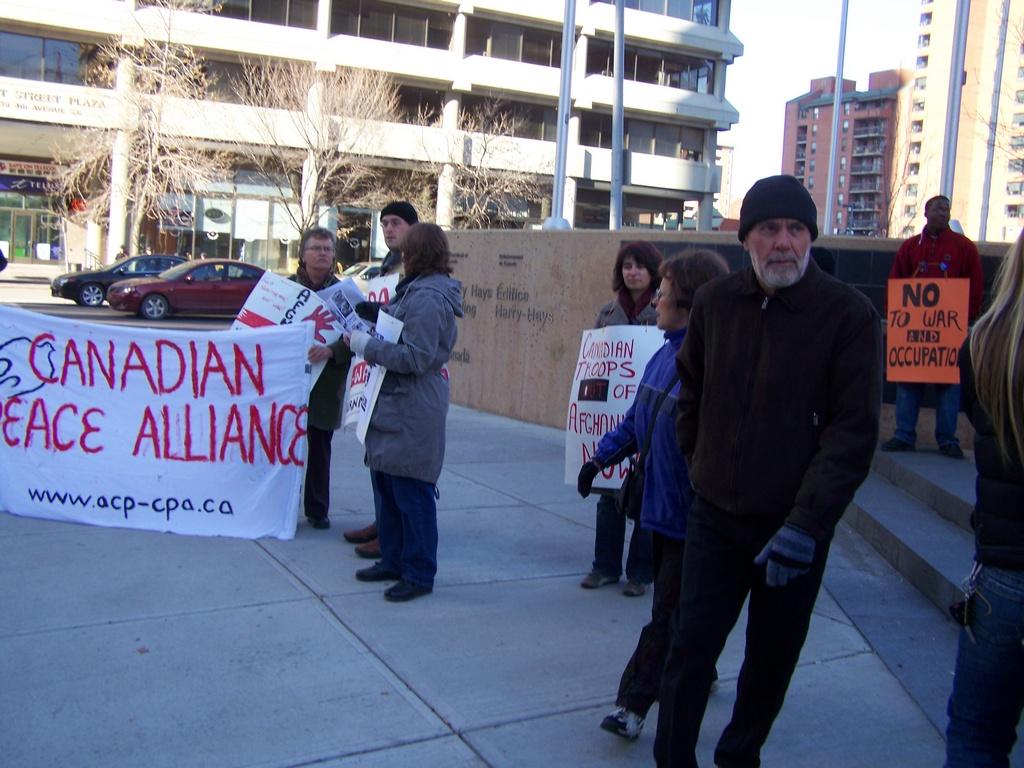 Canadian Peace Alliance 1