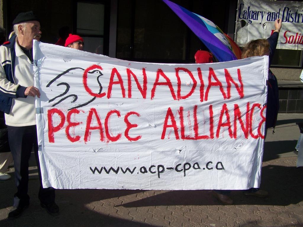 Canadian Peace Alliance 3