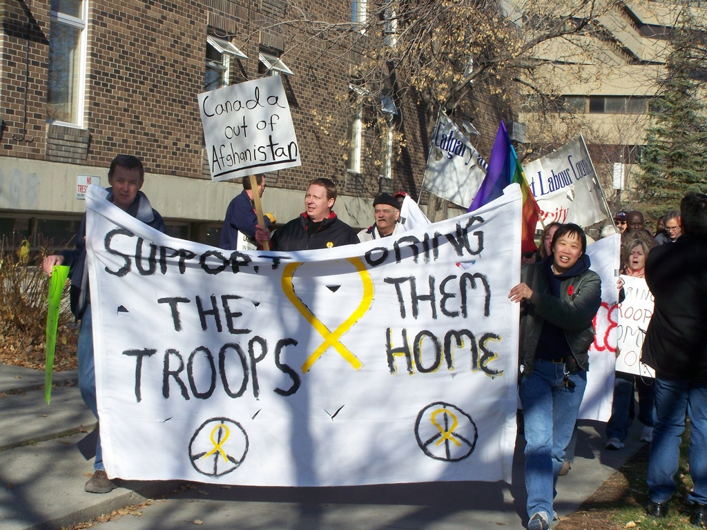 Support the Troops and Bring Them Home 2