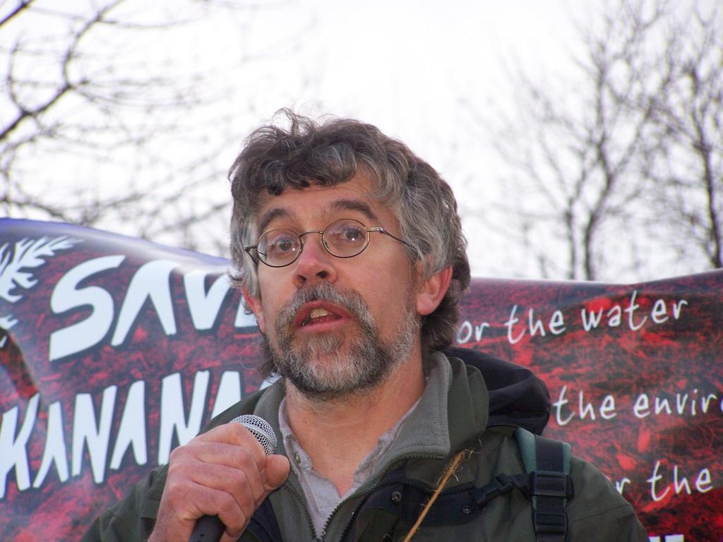 Rally for Kananaskis 2007-11-02 27