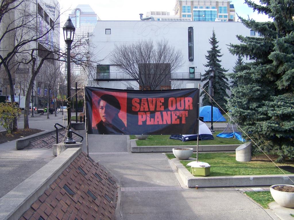 Burn Up in Calgary 2007-11-03 01