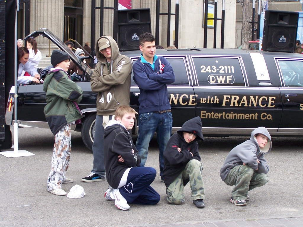 Dance With France 12
