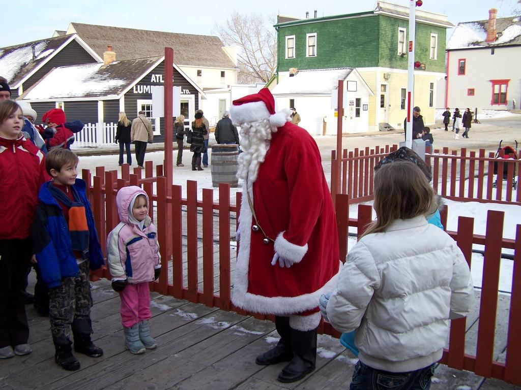 Santa Claus Express 2007-12-09 05
