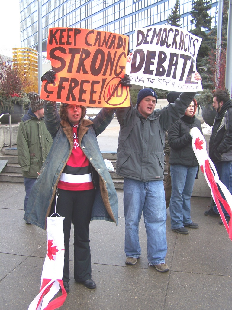 Keep Canada Strong and Free
