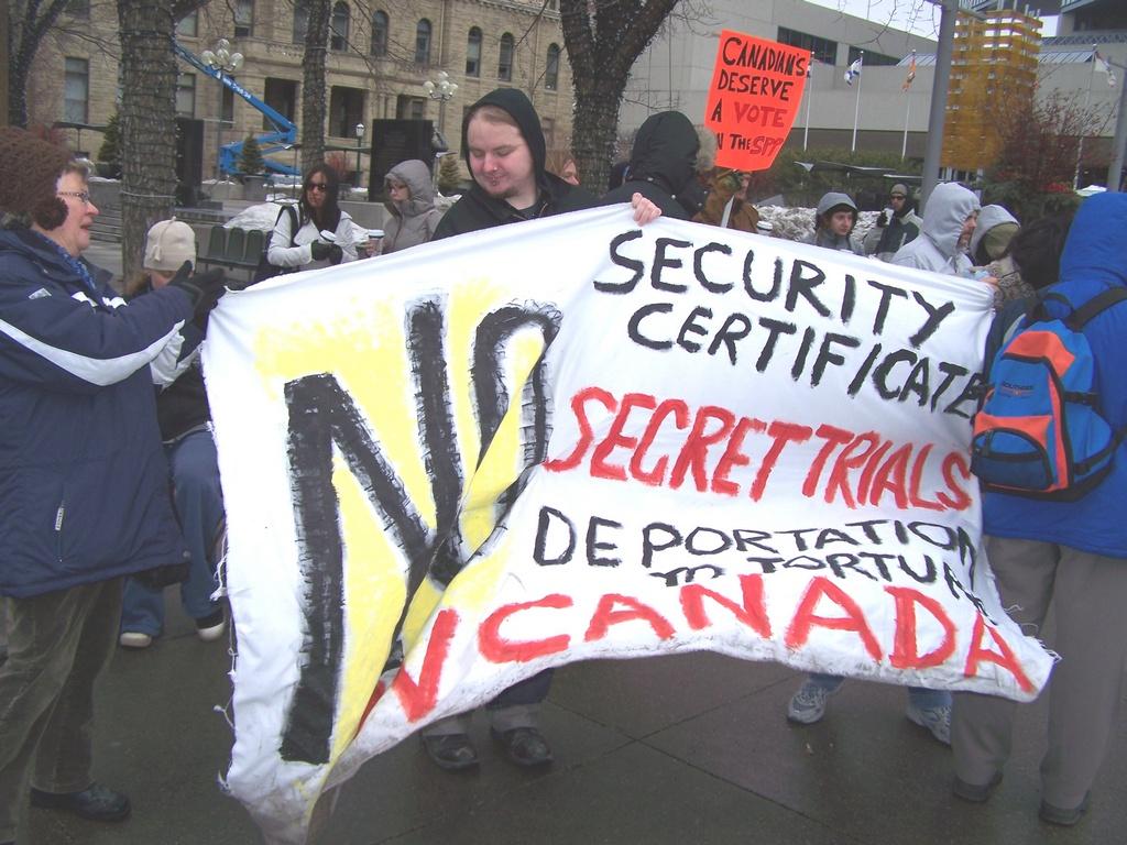 No security certificates