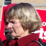 Avalon Roberts, Liberal candidate for Calgary-Glenmore
