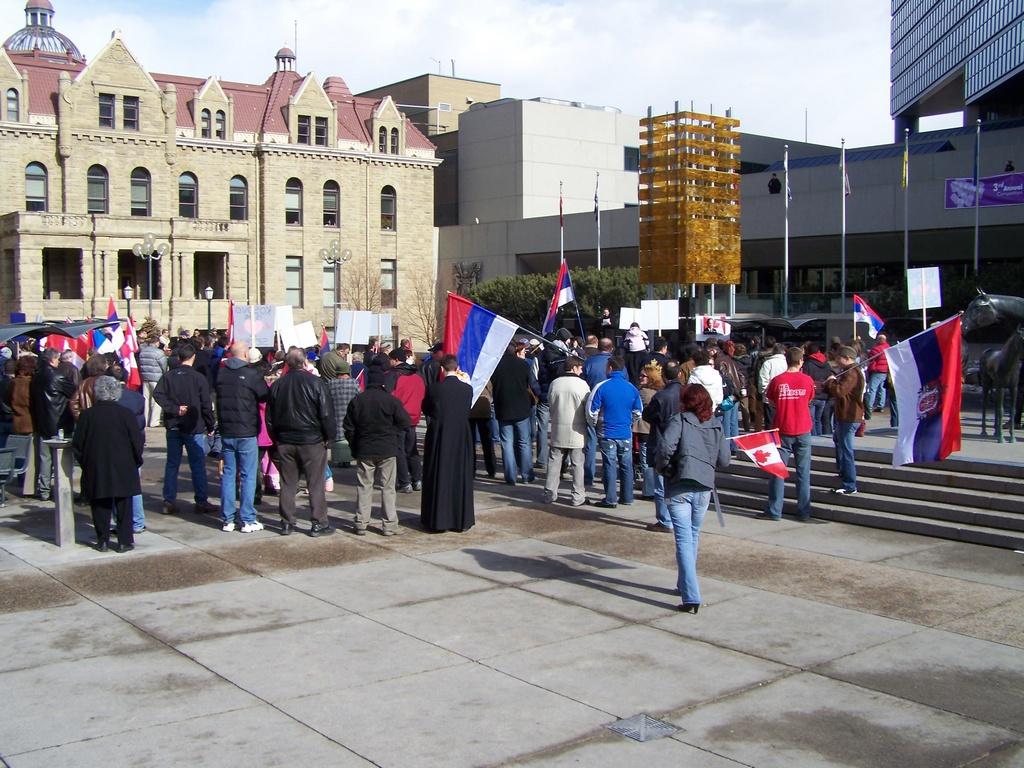 Kosovo Rally 06