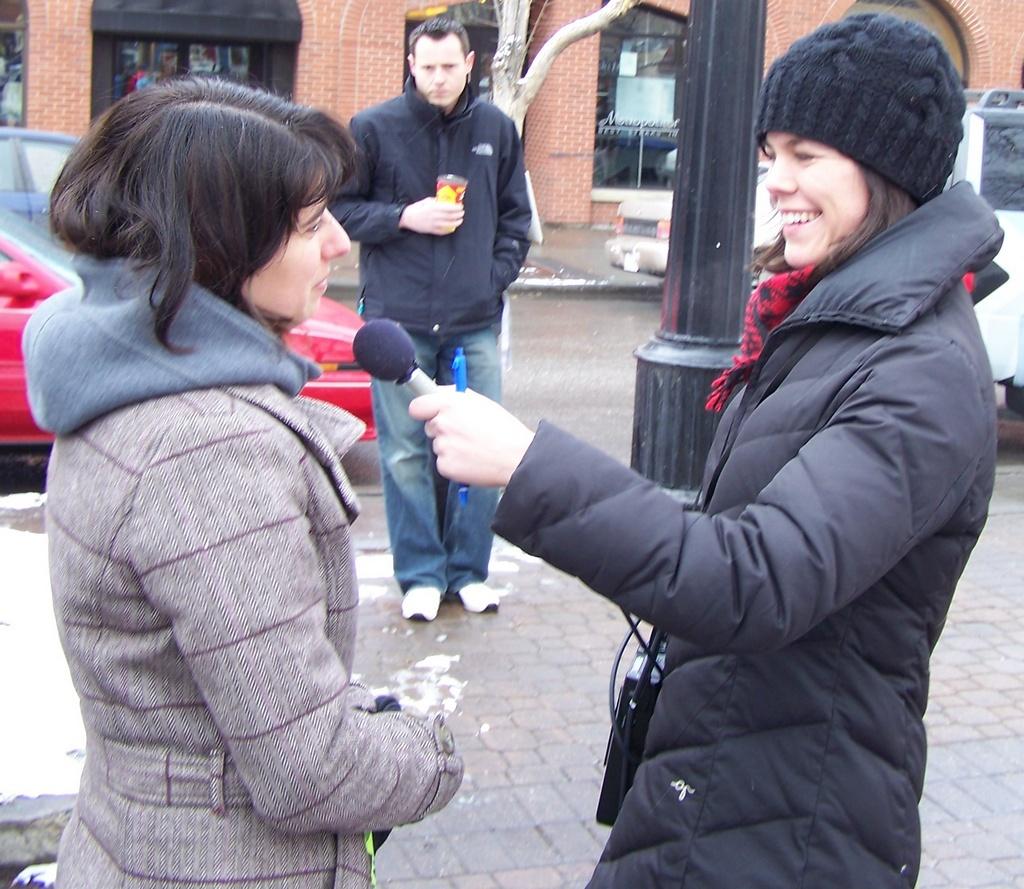 Collette Lemieux interviewed at Tomkins