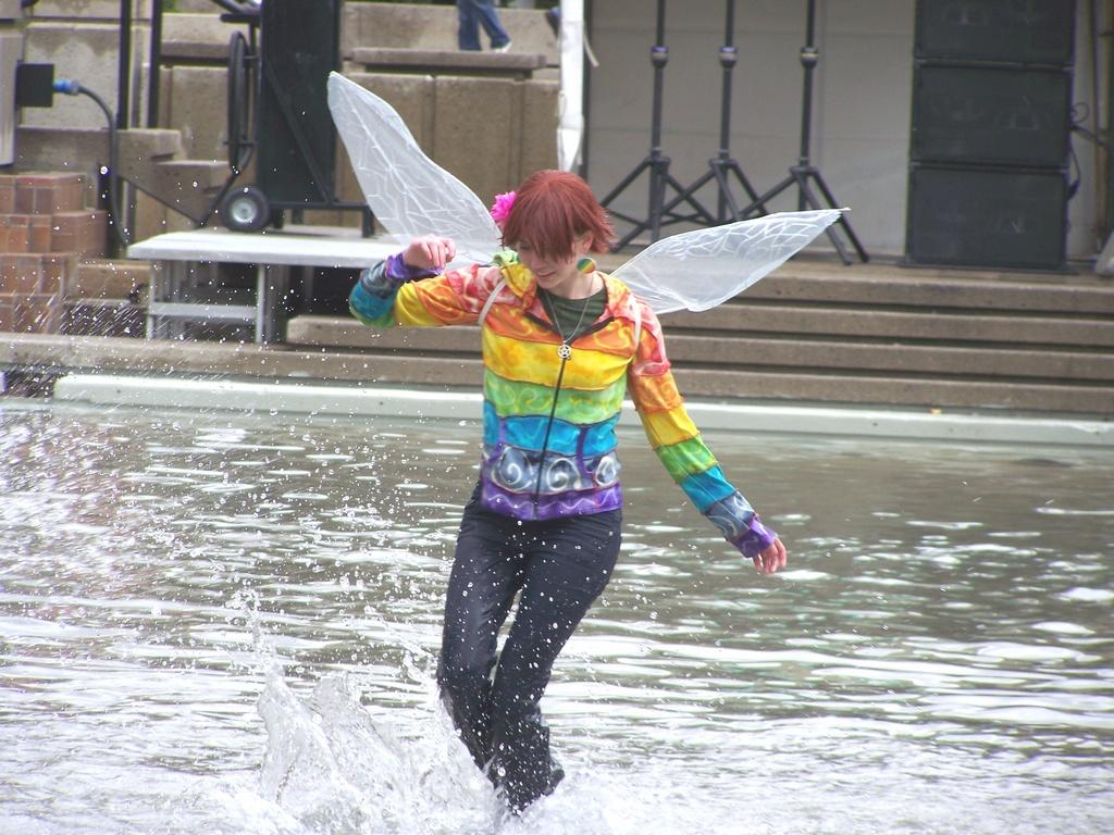 Fairy Splash