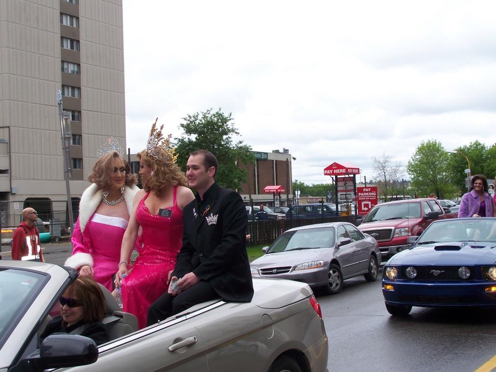 Parade Royalty