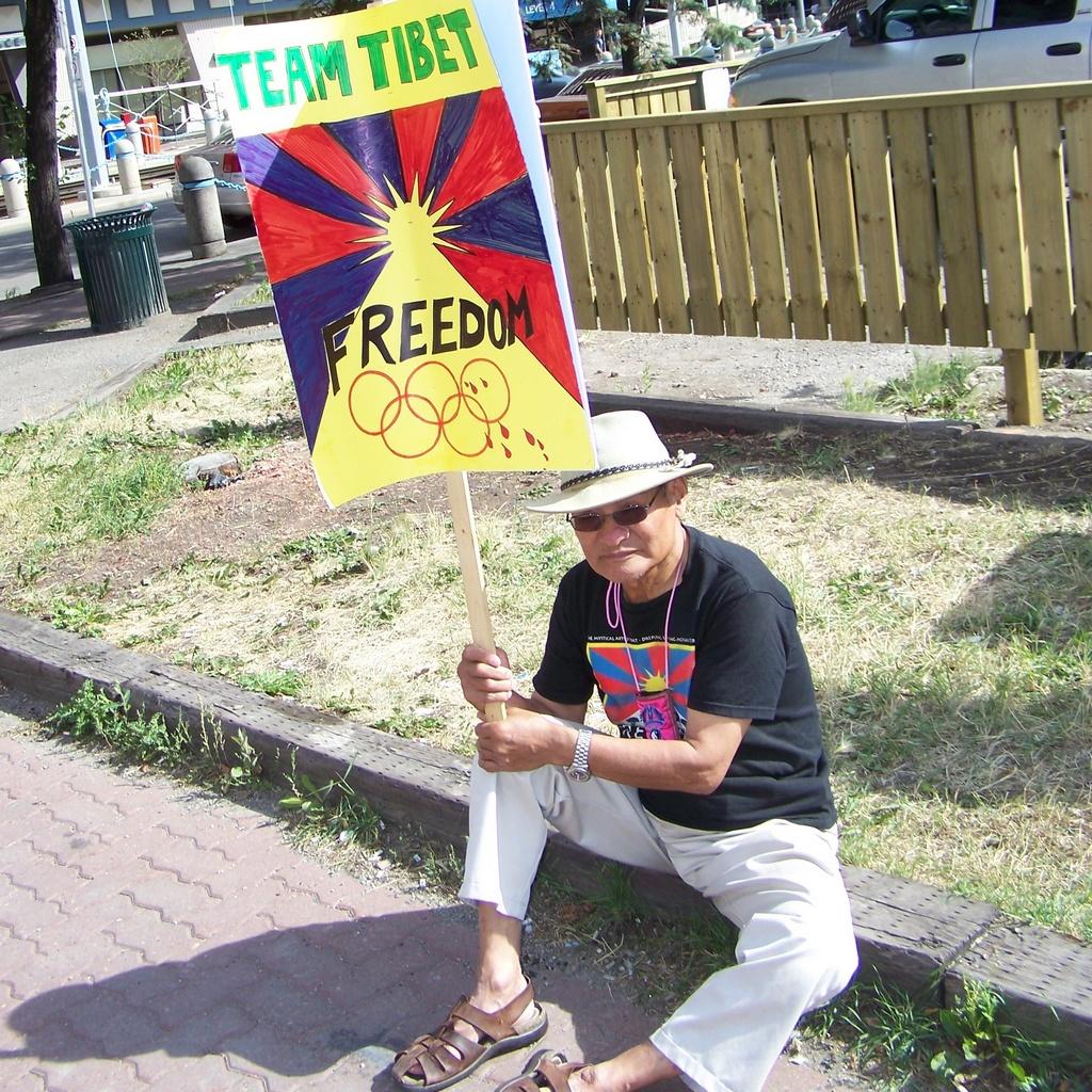 Team Tibet Freedom
