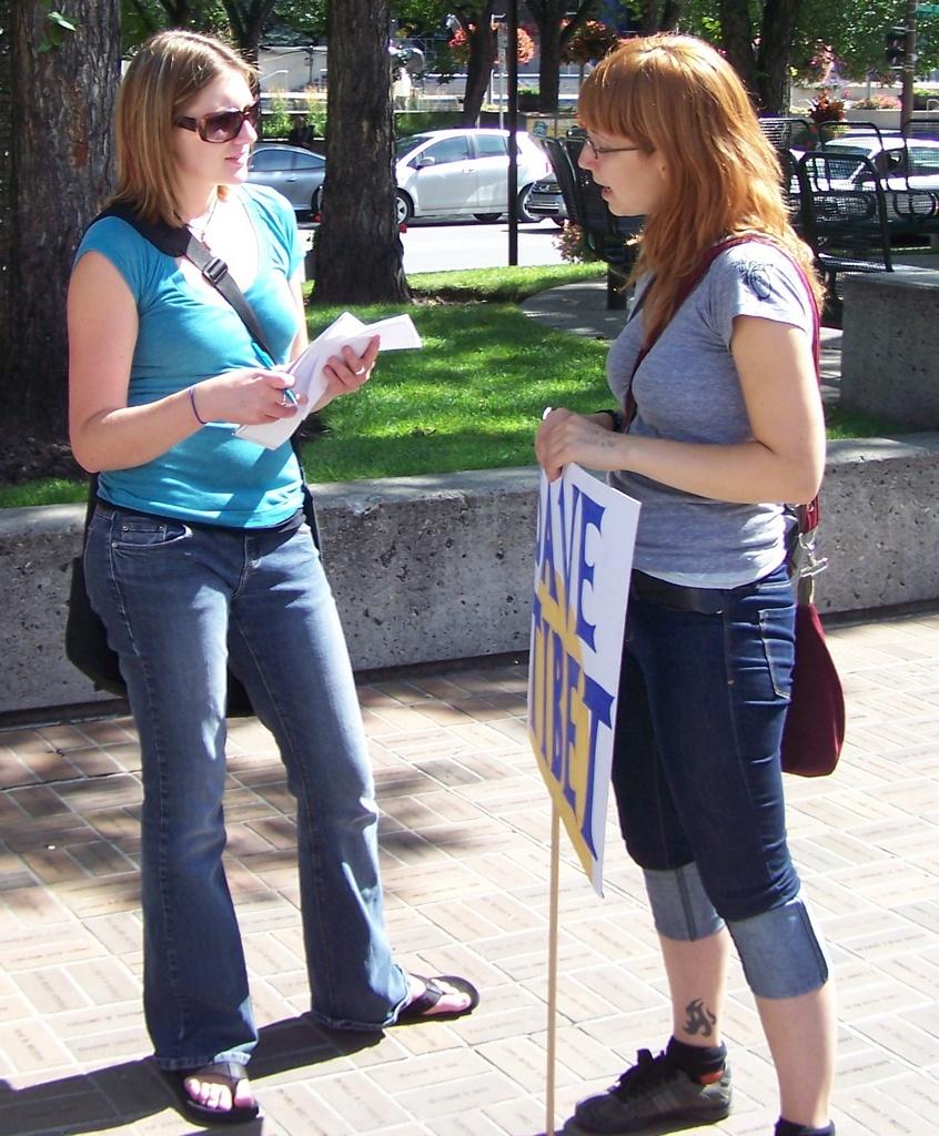 Katie Schneider interviews Denise Ogonoski