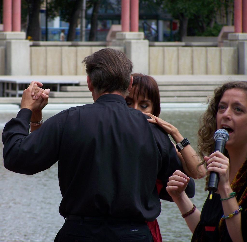 Tango at Plaza 29a