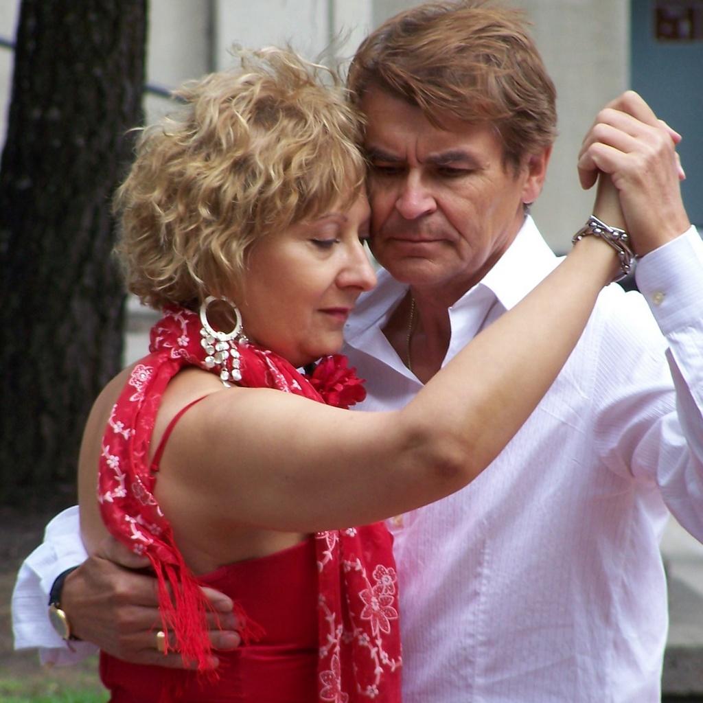 Tango at Plaza 21a