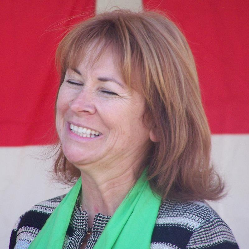 Jennifer Pollock smile
