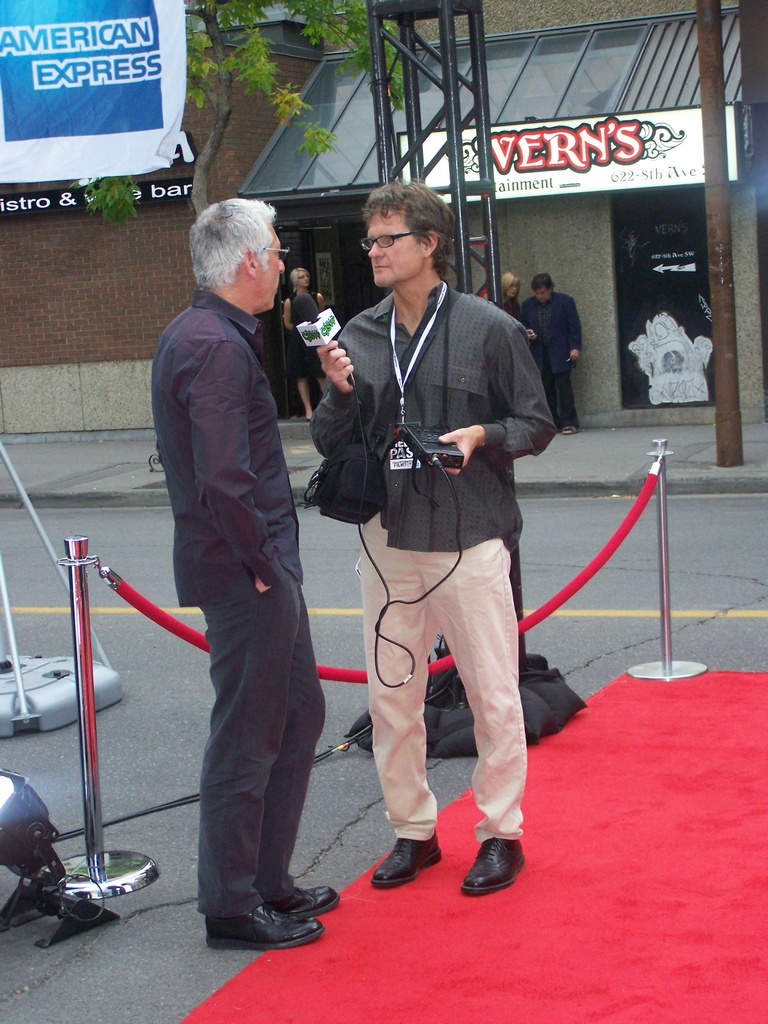 CJSW interview with Niv Fichman