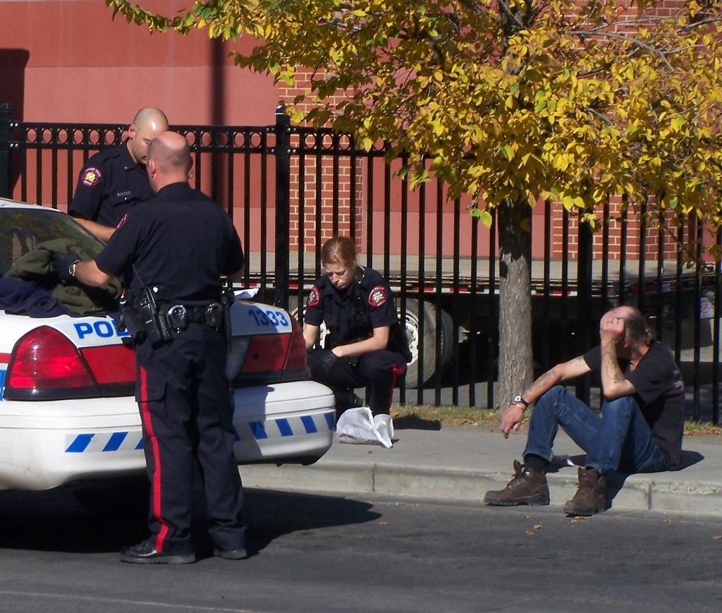 Calgary Police arrest