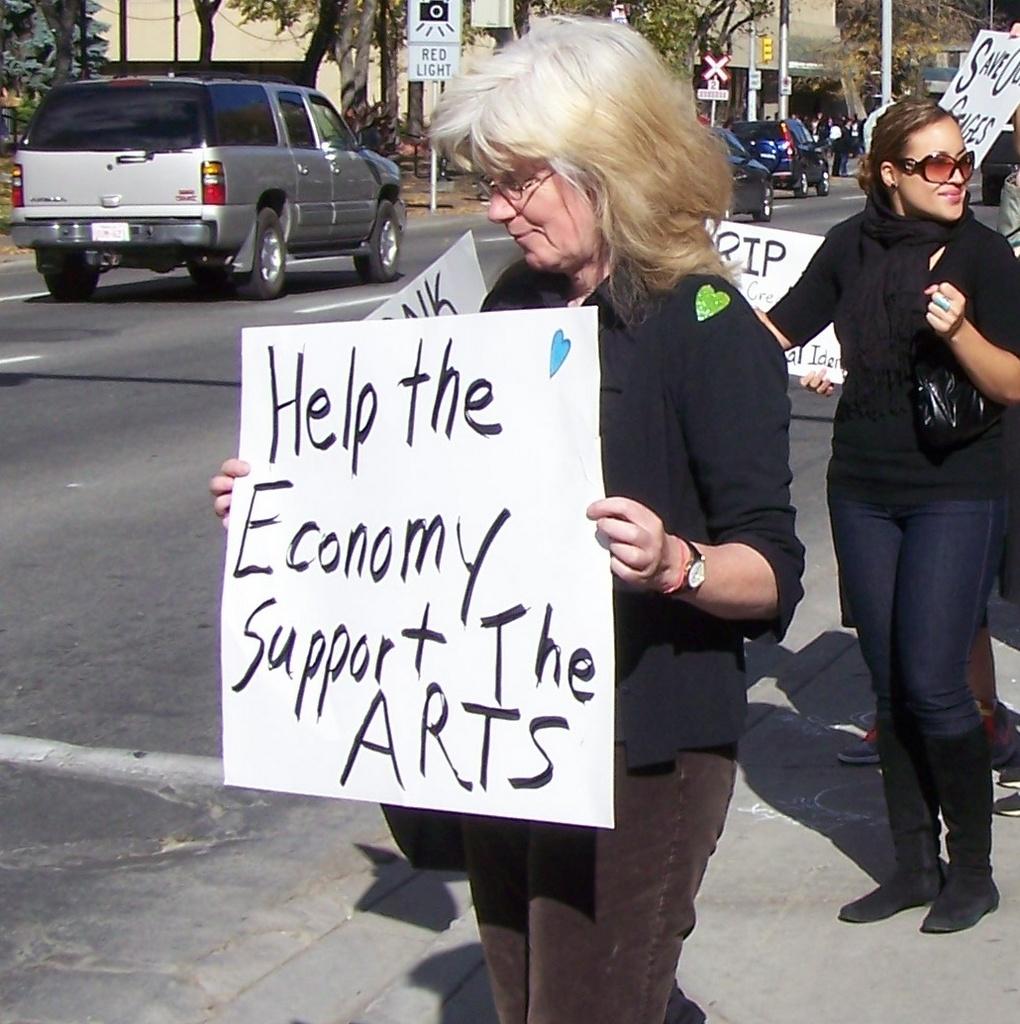 Help Economy Help Arts